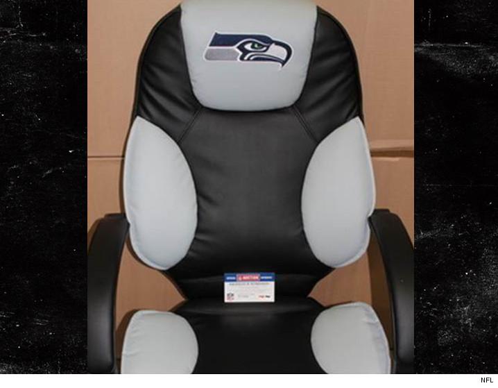 NFL Auction Selling Seahawks U0027Used Draft Chairu0027