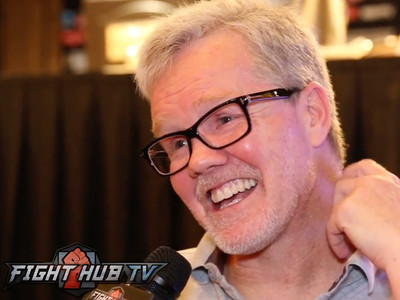 Freddie Roach -- I'll Train McGregor ... But He Needs 3 Years to Fight Mayweather (VIDEO)