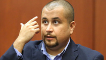George Zimmerman Kills One Deal ... Strikes Bigger One for Trayvon Gun