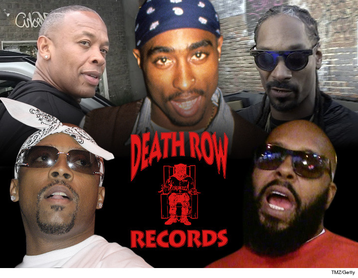 Death Row Records Big Rappers Screwed Out of Millions in Bankruptcy