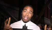 Rashad Jennings -- Odell's Got Sick Moves ... But I'd Slay Him On 'Dancing'
