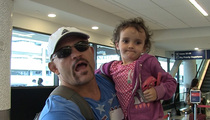 UFC Legend Chuck Liddell -- Training My 4-Year-Old Daughter ... 'She's Tough!' (VIDEO)