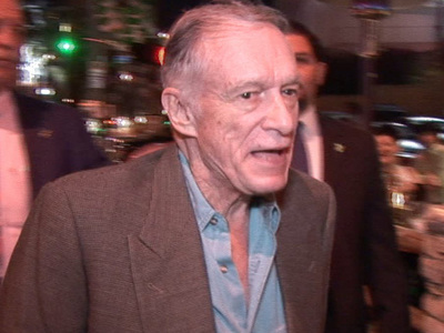 Hugh Hefner -- Added to Bill Cosby Sexual Battery Lawsuit