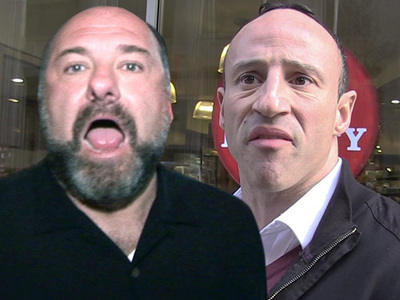 James Gandolfini -- Rolex Theft a Total 'Sopranos' Deja Vu