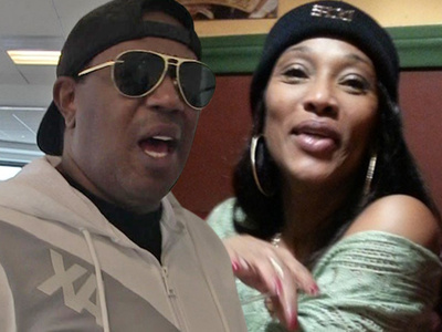 Master P -- Sonya Makes HIM Say Uhh ... Has to Fork Over $825k