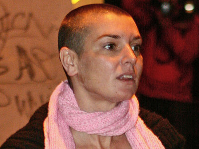 Sinead O'Connor -- I'm Suing My Whole Family ... If I Don't Kill Myself First