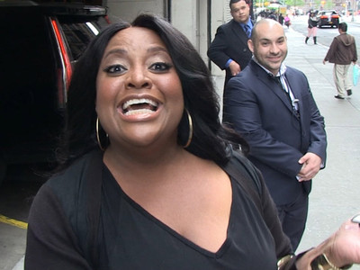 Sherri Shepherd -- How 'Bout 'Live with Kelly and the Black Chick' (VIDEO)