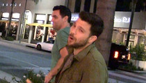 Jerry Ferrara -- I Believe In Hornacek ... Save the Knicks! (VIDEO)