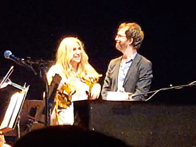 Kesha -- Screw You, Dr. Luke ... Performs Bob Dylan Tribute, After All (VIDEO)