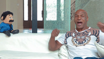 Mike Tyson -- My Favorite Arrest Of All Time Is ... (VIDEO)