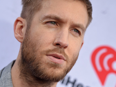 Calvin Harris -- In Violent Car Crash ... Bolts from Hospital