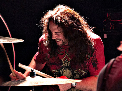 Megadeth Drummer Nick Menza -- Collapses, Dies at 51