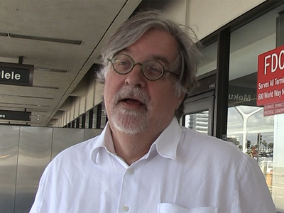 'Simpsons' Creator Matt Groening -- I Need to Change the Script on Trump (VIDEO)