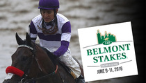Nyquist -- Pulled from Belmont ... Medical Complications