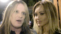 Sebastian Bach -- Nanny Jacked Our $16k Chanel Watch!
