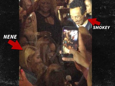 NeNe Leakes -- I'm Feelin' a Little Smokey (VIDEO)