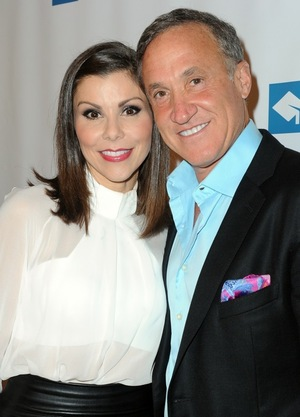 Terry and Heather Dubrow -- Together Photos