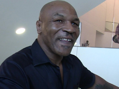Mike Tyson -- I'm a 'Kickboxer' Now ... Playing Convict In New Movie