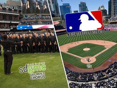MLB Investigators -- Padres Gay Chorus Incident Was 'Human Error'