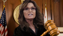 Sarah Palin -- I'll Pound My Gavel Like the Best of 'Em