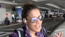 UFC's Julianna Pena -- Men Have Tried to Fight Me In Bars (VIDEO)