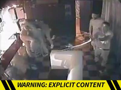 T.I. Concert Shooting -- NYPD: Video Shows Troy Ave Firing Handgun