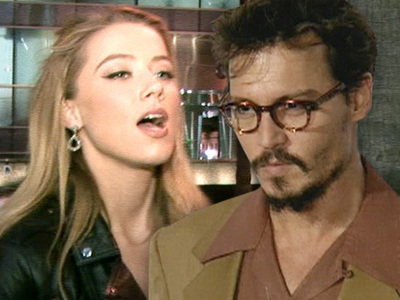 Amber Heard -- Never Told Cops About Alleged iPhone Attack
