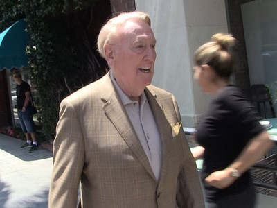 Vin Scully On All-Star Game -- 'Just Didn't Want to Do It' (VIDEO)