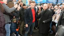 David Beckham -- So Damn Hot, He Got Me Trampled ... Security Guard Sues H&M