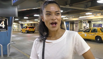 Tyson Beckford's Ex Shanina Shaik -- HIS Issues Over Breakup Sparked That Fight ... Not MINE! (VIDEO)