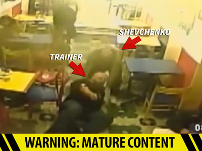 Holly Holm's Next Opponent -- Ducks Bullets In Violent Robbery ... Trainer Shot In Gut (VIDEO)