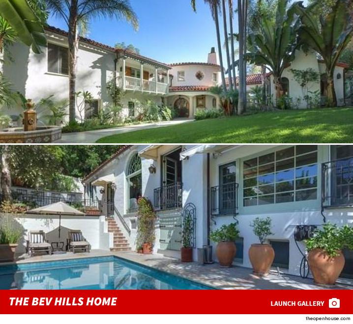 Tyra Banks: Selling Fierce Bev Hills Pad For $6.5 MIllion