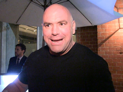 Dana White -- Shevchenko Shootout Was 'Madness' ... I Hope She Still Fights Holm (VIDEO)