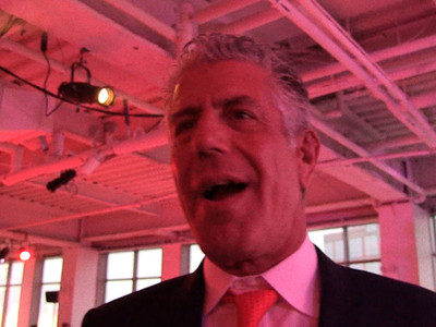 Anthony Bourdain -- Talks Sodomy, Keith Richards, Chicken McNuggets (VIDEO)