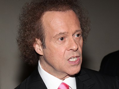Richard Simmons -- Released From Hospital