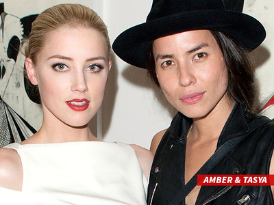 Amber Heard -- Arrested For Domestic Violence Against Girlfriend (AUDIO)