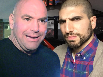 Dana White -- Ariel Helwani Can Come to UFC 200 ... If He Buys a Ticket