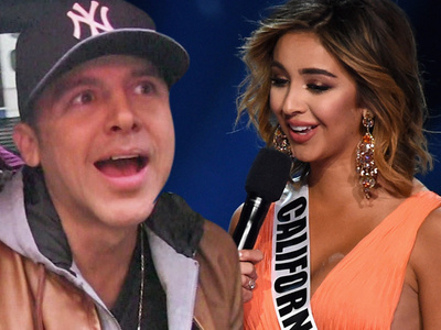Miss California's Dad Gerardo -- Miss USA Judges Not So Suave with Hardball Question