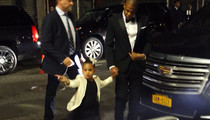 Blue Ivy -- I'm Running the Show and You'll Take No For An Answer (VIDEO + PHOTO)