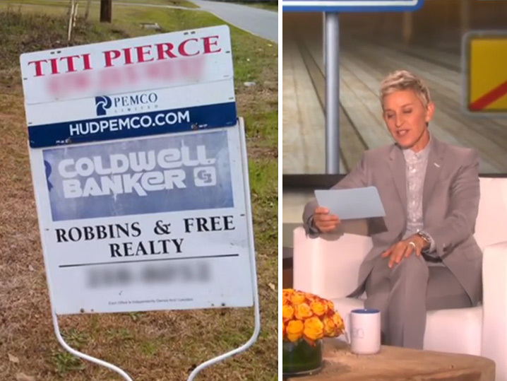 Ellen DeGeneres Show Sued Over Hilarious 'Titty' Joke