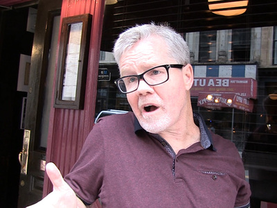 Freddie Roach -- I'm Sad About Ali ... 'I Wonder What I Have to Look Forward To' (VIDEO)