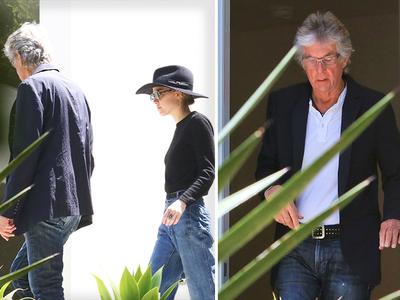 Amber Heard -- Making Foolish Man Choices? Visits Famous Love Doctor