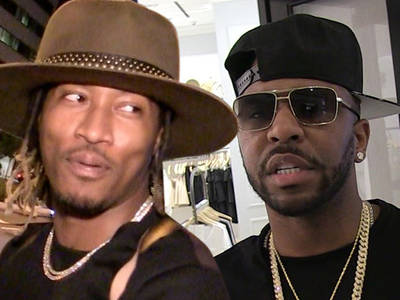 Future Sued by Rocko ... You Cut Me Out of Millions