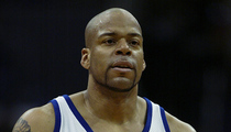 NBA's Sean Rooks -- 'Died of Heart Disease' ... Coroner Says