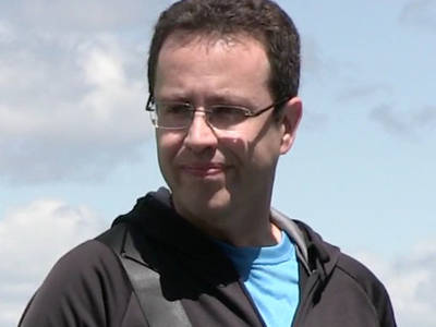 Jared Fogle -- Sharing Child Porn Just Once Is Enough to Lock You Up for 15 Years