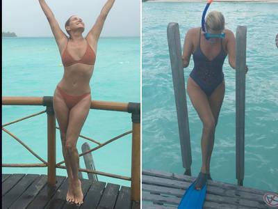 Yolanda Foster -- Give Me One Bora Bora ... Hold the Lyme (PHOTOS)