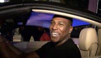 Antonio Gates -- Blah, Blah, Blah ... LOOK AT MY FREAKIN' CAR (VIDEO)