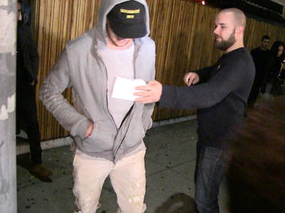 Johnny Manziel -- You Got Served ... Hit with Lawsuit While Clubbing (VIDEO)