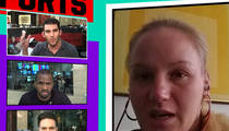 UFC's Valentina Shevchenko -- Breaks Silence On Peru Shooting ... 'It Was Us or Them' (VIDEO)