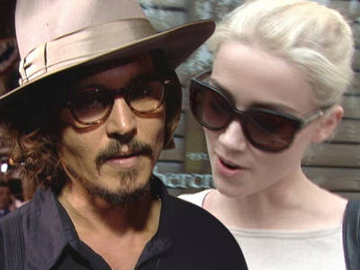 Johnny Depp to Amber Heard -- Put Up or Shut Up!!! (UPDATE)